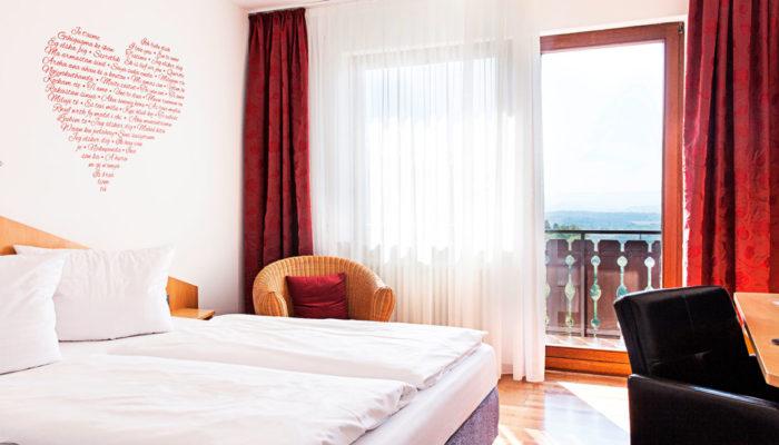 Zimmerbild Doppelzimmer Komfort Plus 3