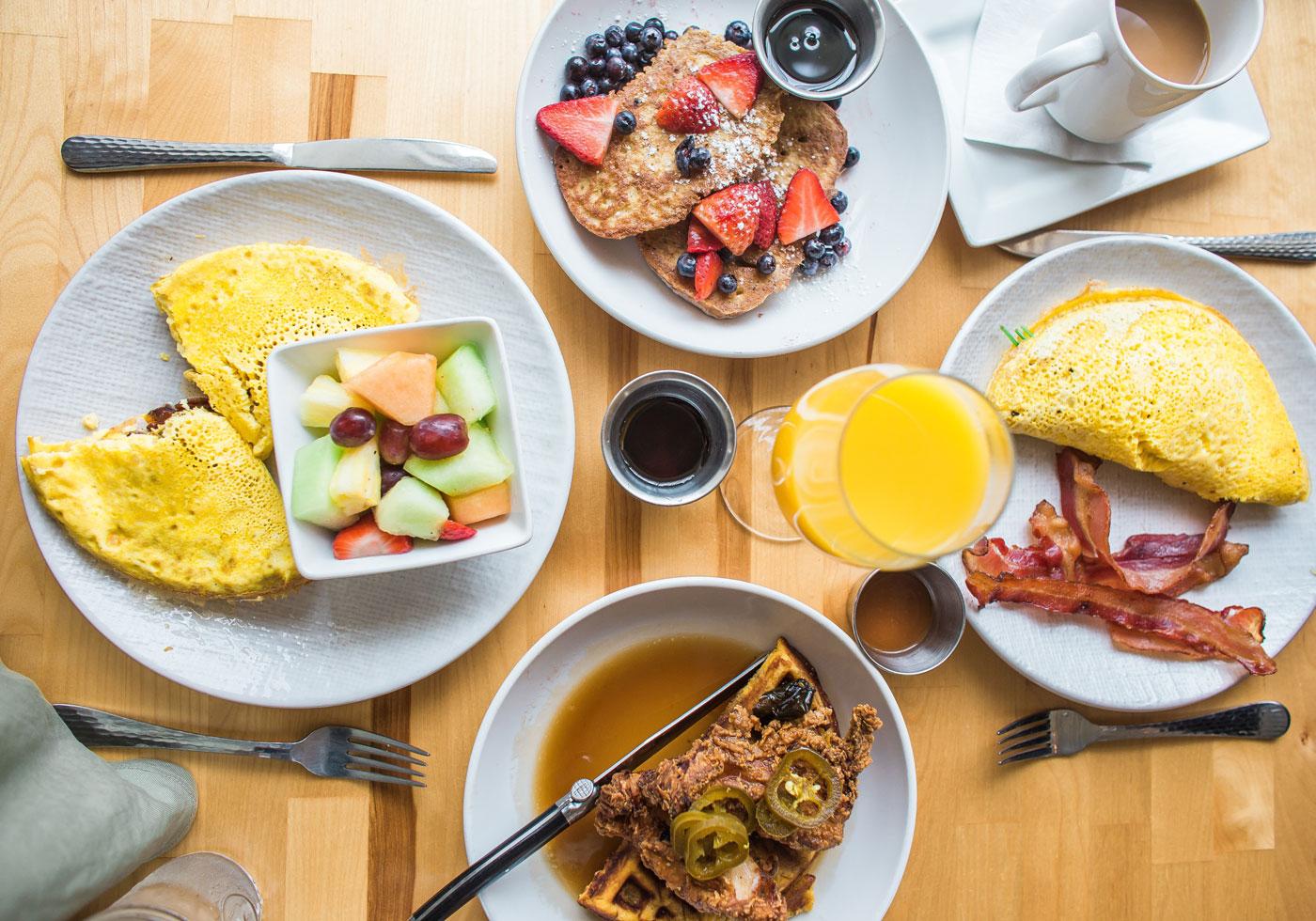 Tagen mit Übernachtung und Frühstück