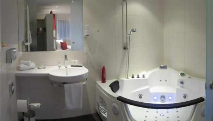 Zimmerbild Doppelzimmer Exclusive-Waterworld 3